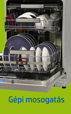 Gépi mosogatók